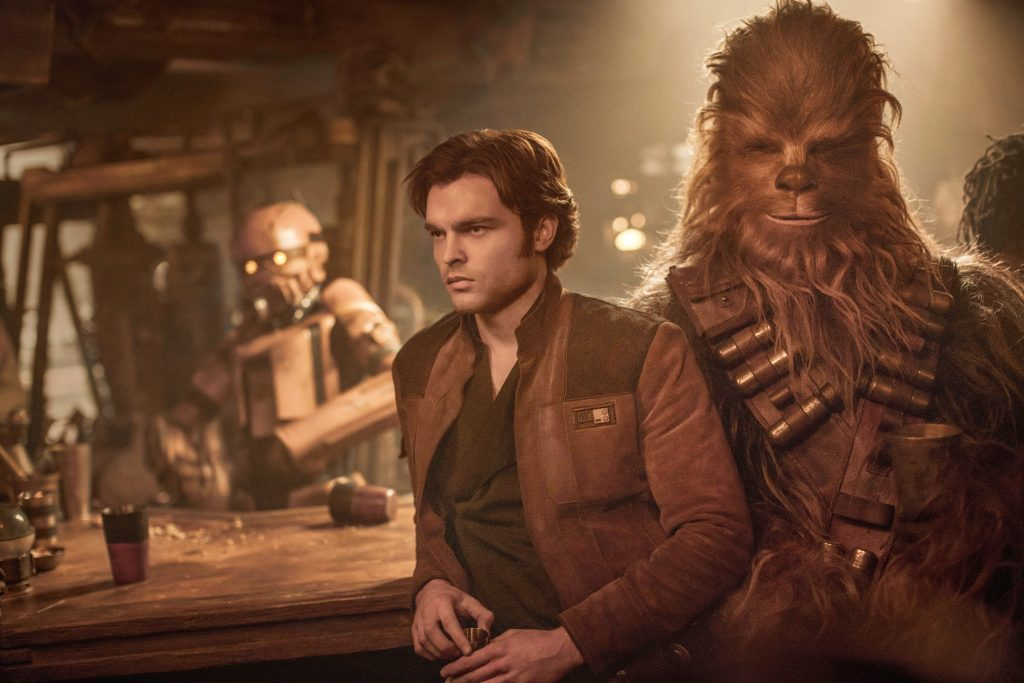 Star Wars - Solo – A Star Wars Story