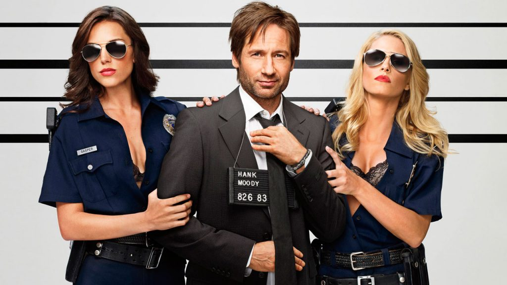 Erotik Netflix Dizileri: Californication