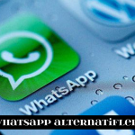 whatsapp alternatifleri